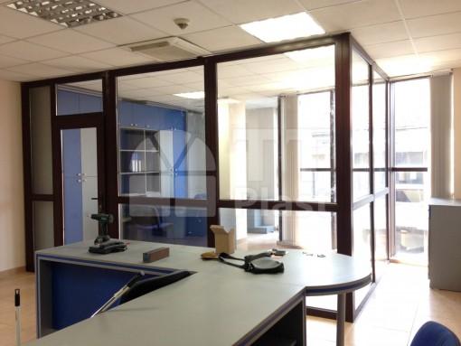 Офис остъкление, вътрeшни витрини