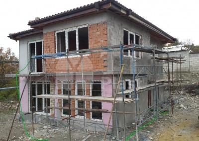 Дограма на еднофамилна къща